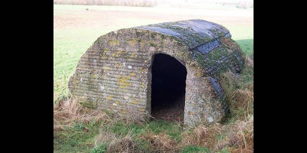 L'abri anglais a-t-il été détruit?
