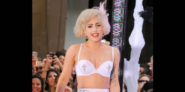 Lady Gaga sous surveillance aux Philippines - La DH