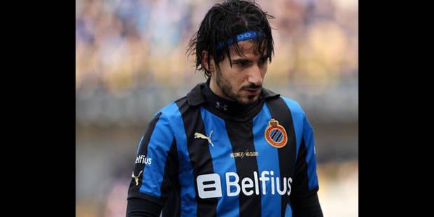 Le FC Bruges sans Vazquez ni Refaelov pour le match au sommet - La DH
