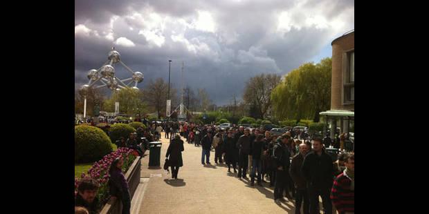 Forte mobilisation des électeurs pour le 1er tour de la présidentielle - La DH