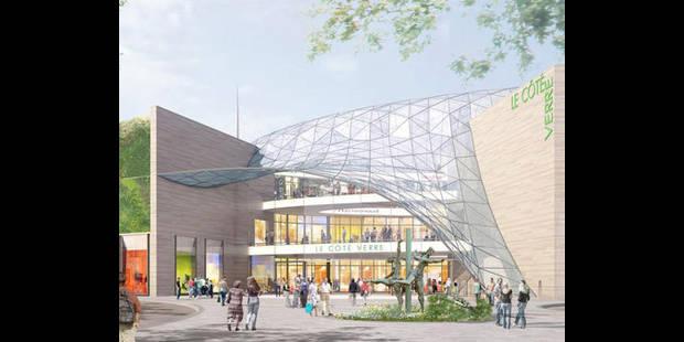 Socit nouveau centre centre commercial tout - Nouveau centre commercial amiens nord ...