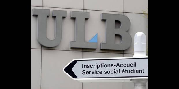 17.000 euros pour un journaliste américain à l'ULB - La DH