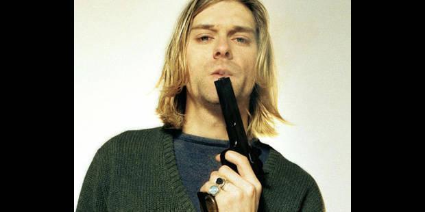 Tom Cruise sera Kurt Cobain