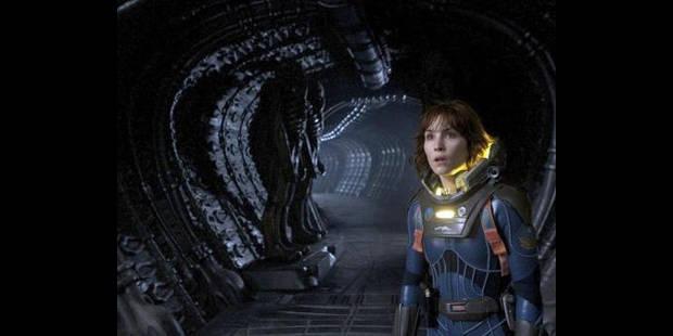 Alien est dans son ADN
