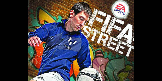 Fifa Street : plus Fifa que Street - La DH