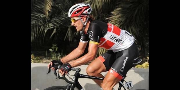 Victoire en solitaire de Cancellara à la 6e édition de la Strade Bianche - La DH