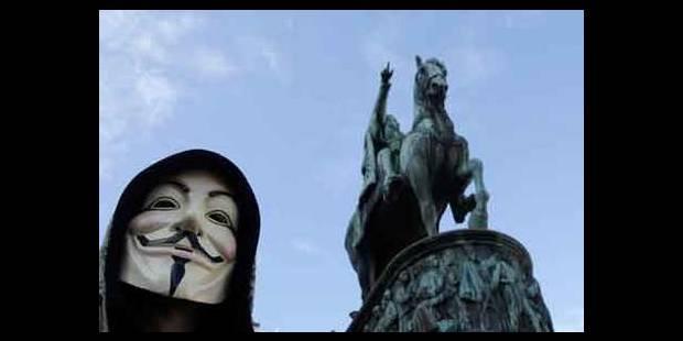 Acta: 3.000 manifestants protestent à Vienne - La DH