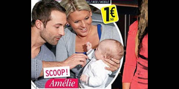 Voici le père du bébé d'Amélie de Secret Story - La DH