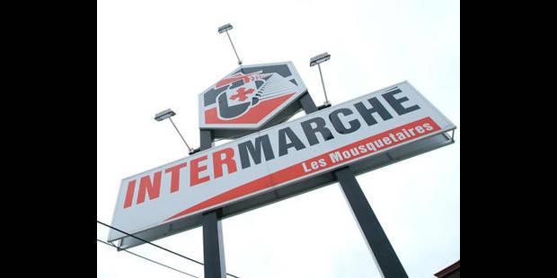 Hold-up dans un Intermarché à Tournai - La DH