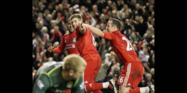 Coupe de la Ligue anglaise - Liverpool s'offre la finale aux dépens de City - La DH