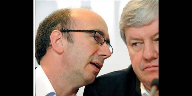 Rudy Demotte réaffirme le lien Wallonie-Bruxelles avec la Flandre - La DH