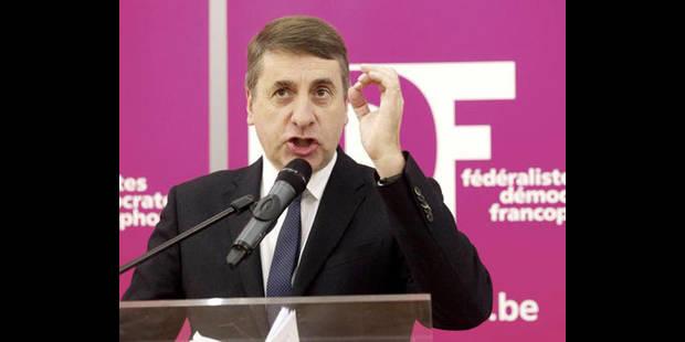 """FDF: il faut un plan de réforme """"F"""" qui fédère - La DH"""