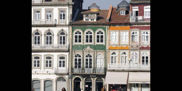 Guimaraes et Maribor deviennent les capitales europ�ennes de la culture pour un an