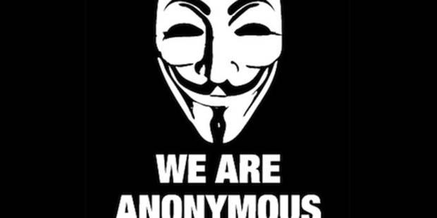 """Télévesdre piraté par """"Anonymous"""" - La DH"""