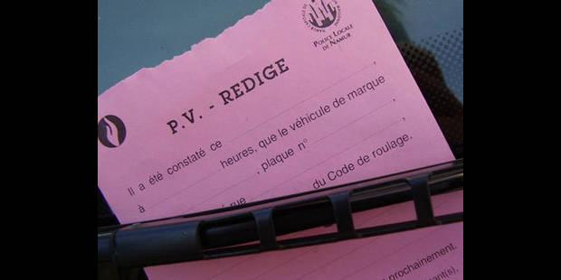 Quatorze pour cent des infractions routières commises par des étrangers - La DH
