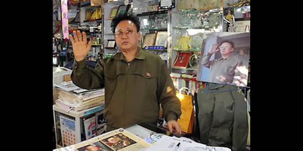 Pour le sosie de Kim Jong-Il, la mort du dirigeant n'est pas une blague
