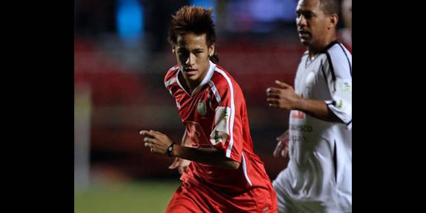 Neymar meilleur joueur des Amérique, Tabarez meilleur entraîneur - La DH
