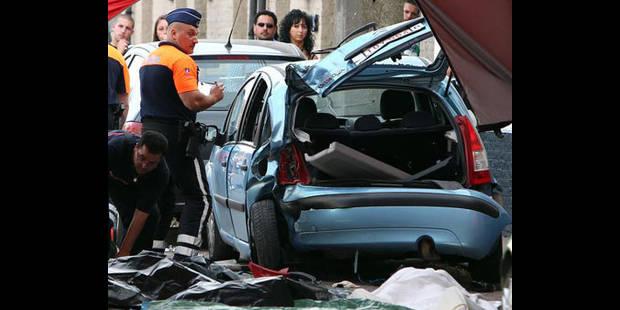 Le nombre de victimes d'accidents de la route poursuit sa baisse - La DH