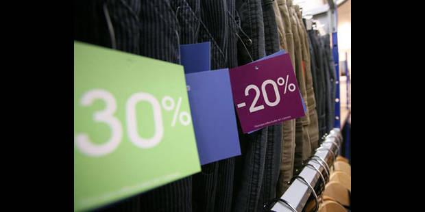 Les commerçants wallons optimistes pour les soldes - La DH