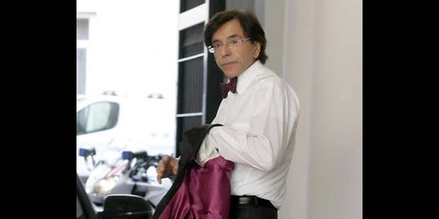 Elio Di Rupo relance son appel à la concertation sociale auprès du patronat - La DH