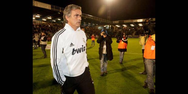 """Mourinho: """"Si le Real a un problème, alors les autres en ont un plus gros"""" - La DH"""