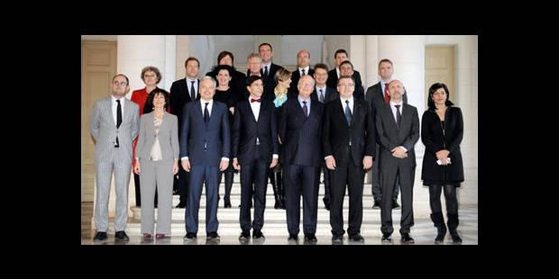 Les Ministres ont prêté serment !