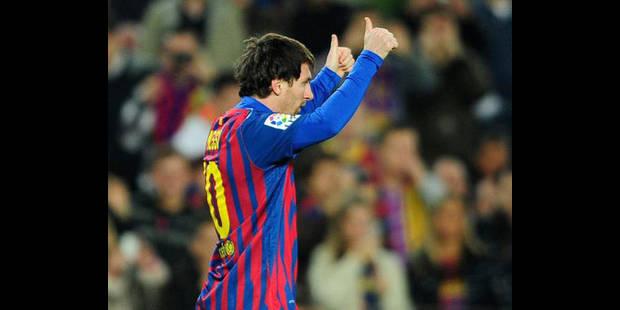 Messi régale la galerie contre Vallecano - La DH