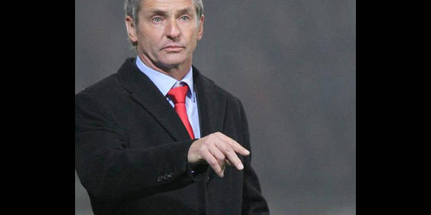 """Riga : """"Mon but n'est pas de convaincre"""""""