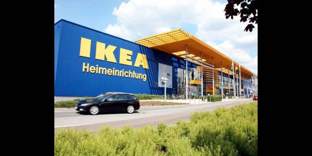 les auteurs des alertes la bombe chez ikea avouent la dh. Black Bedroom Furniture Sets. Home Design Ideas