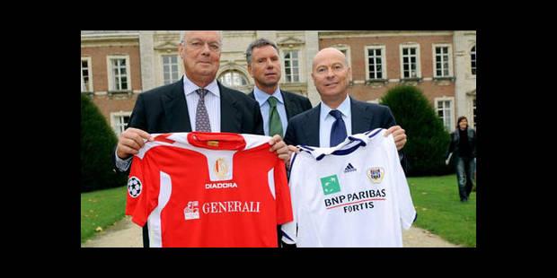 Anderlecht confirme l'entrevue entre Vanden Stock et D'Onofrio