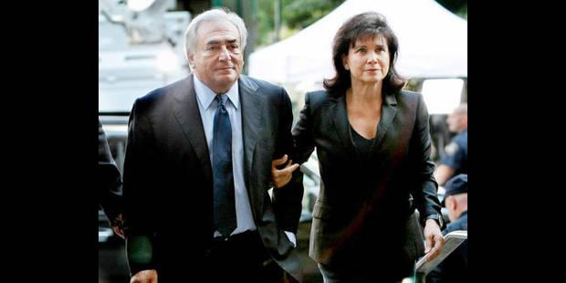 Et si DSK et Anne Sinclair divorcaient ?
