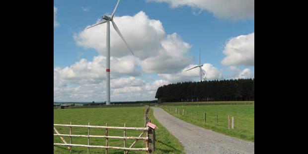 Bastogne taxe les éoliennes