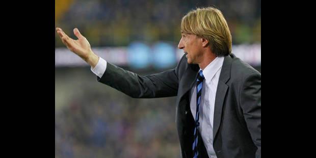 Le FC Bruges dit adieu à Adrie - La DH