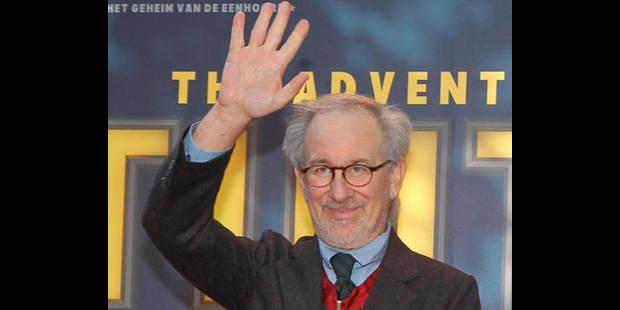 """Spielberg: """"Hergé aurait aimé le film"""" - La DH"""