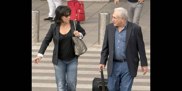 La maison d'Anne Sinclair et Dominique Strauss-Kahn à Washington à vendre