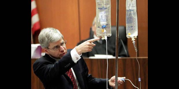 Procès Jackson: le Dr Murray a menti sur les quantités de sédatifs données