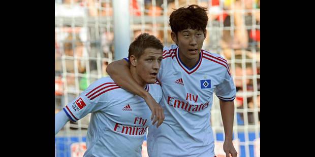 Allemagne - 9e journée: Hambourg offre une victoire à son futur coach