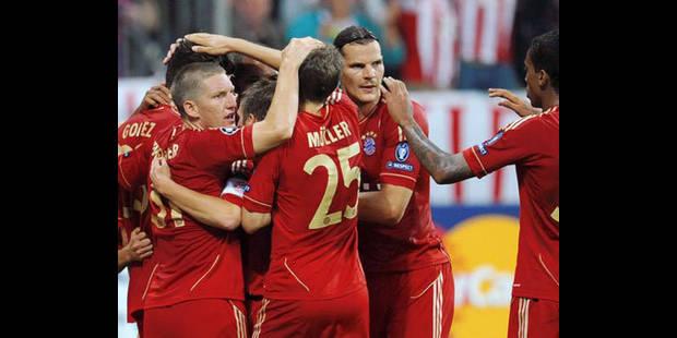 Les Belges à l'étranger: match nul pour le Bayern