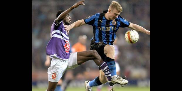 Le Beerschot accroche le FC Bruges dans les dernières secondes  (1-1)