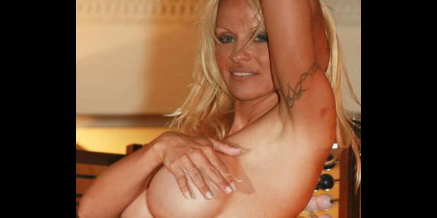 Pamela Anderson veut qu'on lui parle culture et politique