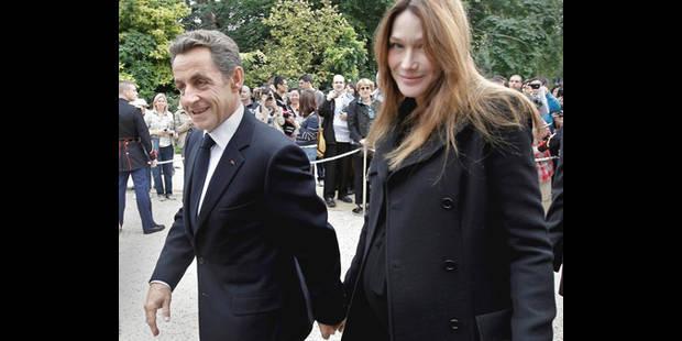 Naissance le 3 octobre du bébé de Nicolas Sarkozy, selon son grand-père - La DH