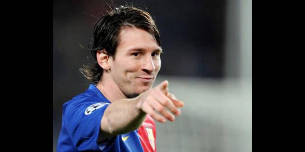 Bate Borisov-FC Barcelone: Messi à deux pas de Kubala