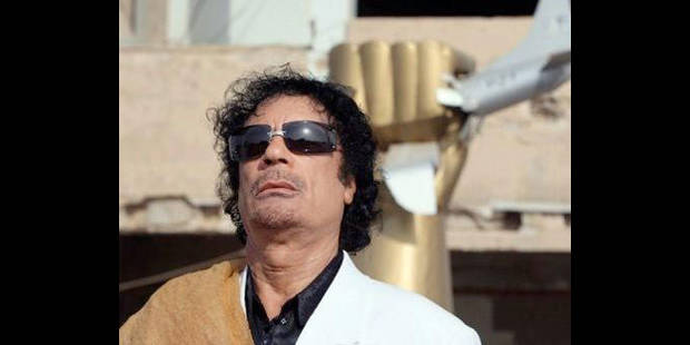 Le chef du CNT pense que Kadhafi est toujours en Libye - La DH
