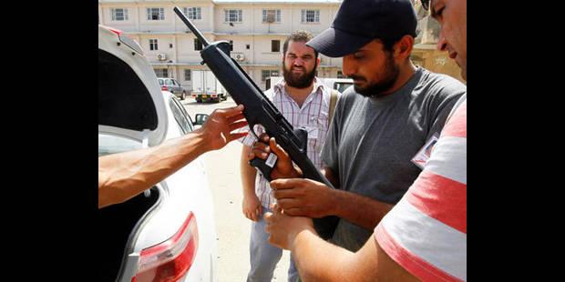 La Belgique a gelé 14 milliards d'euros d'avoirs libyens