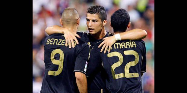 Espagne - 2e journée: Le Real Madrid commence en fanfare - La DH