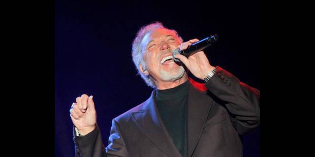 Le chanteur Tom Jones, hospitalisé à Monaco, est sorti des urgences