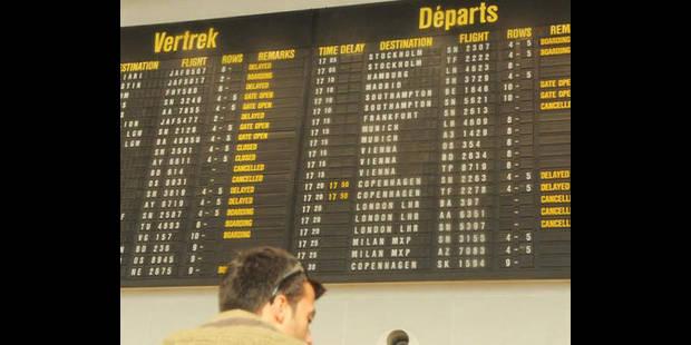 Ouragan Irène: 11 vols vers les Etats-Unis annulés ce week-end à Brussels Airport - La DH