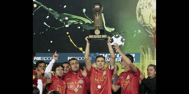 La Super-Coupe sud-américaine pour le club brésilien Internacional
