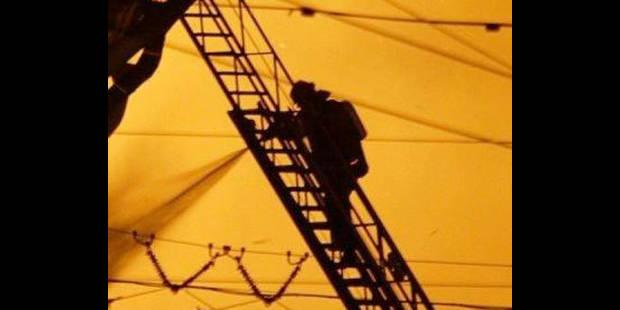 L'incendie à Seraing a touché un transformateur d'Elia - La DH