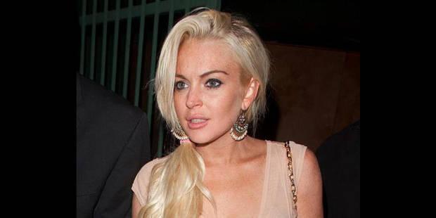Lindsay Lohan à l'attaque! - La DH